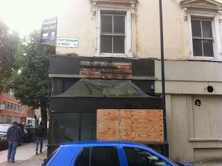 Blu Soul, Tottenham Street, London W1