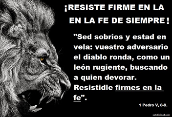 ¡RESISTE!