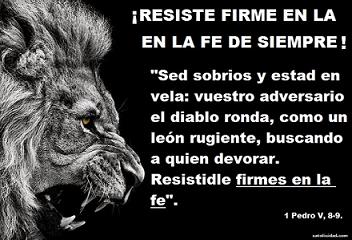 ¡RESISTE!