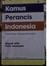 Kamus Perancis Indonesia