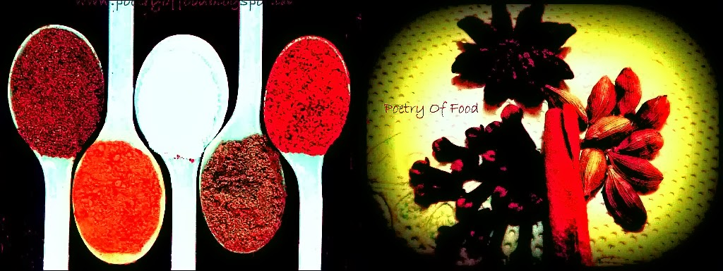 Poetry of Food