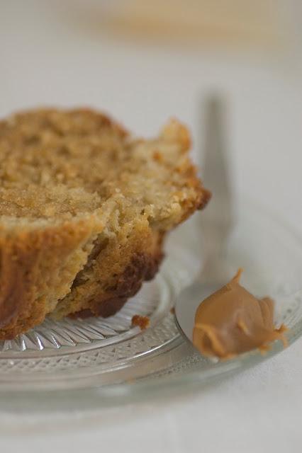 עוגת בננות וממרח לוטוס