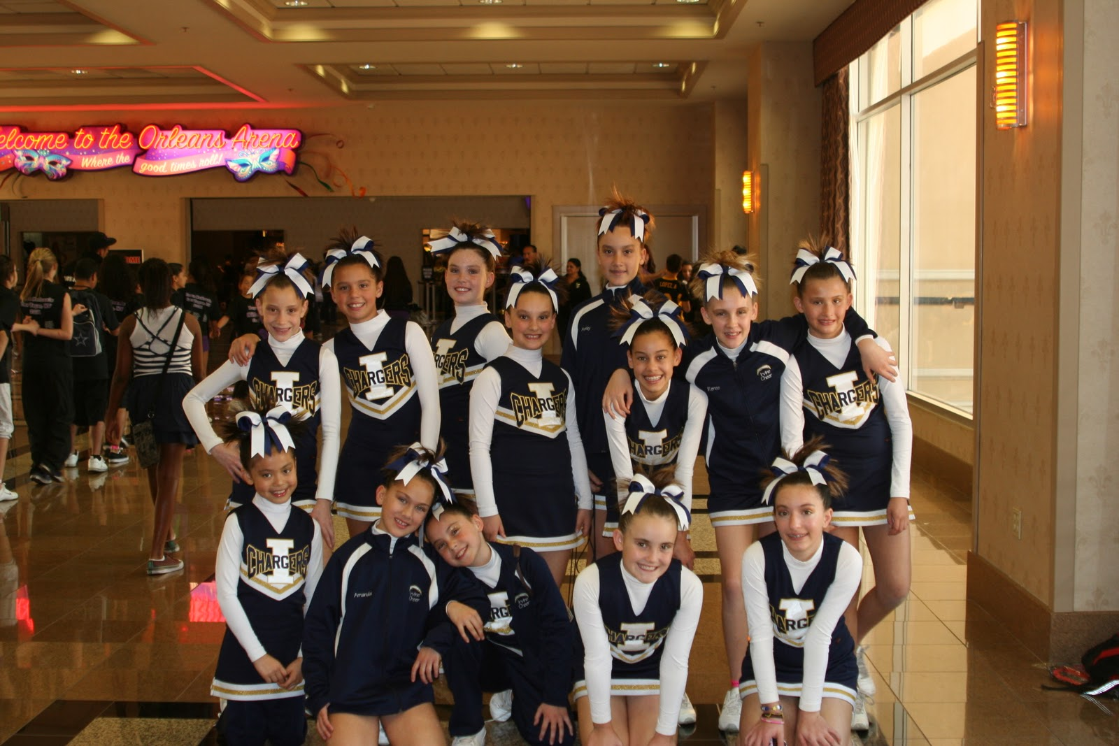 Pee Wee Cheer - City of Celina Parks and