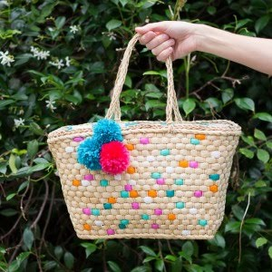 Featured Project: Painted Tote Bag