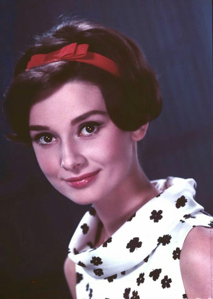 foto Audrey Hepburn