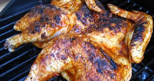 street food cuisine du monde recette de poulet marin cuit au beurre au barbecue frango. Black Bedroom Furniture Sets. Home Design Ideas
