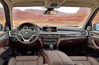 BMW X5 dash