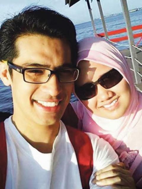 Bahagianya... Ashraf!