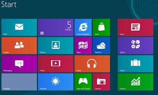 PC Windows 8 Tak Laku