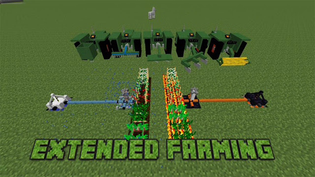 Extended Farming 1.7.10