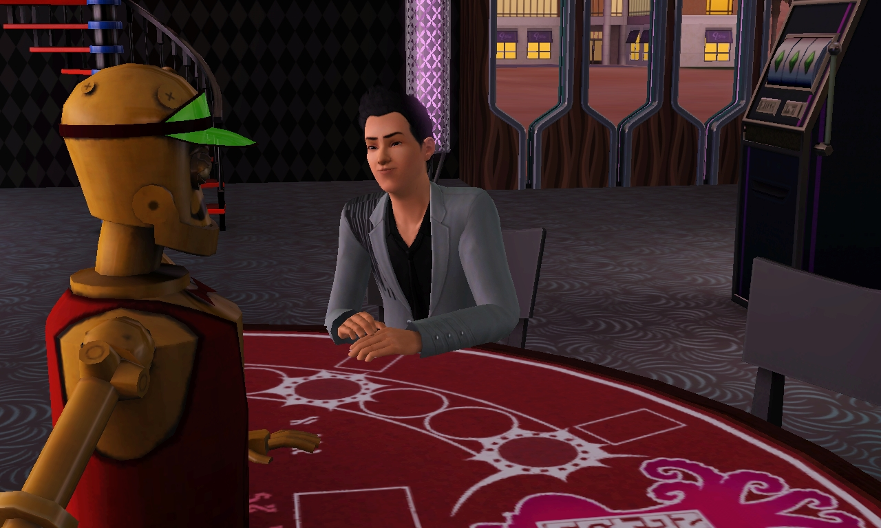 Poker sims