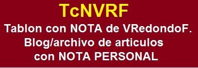 """con """"NOTA DE VREDONDOF"""""""