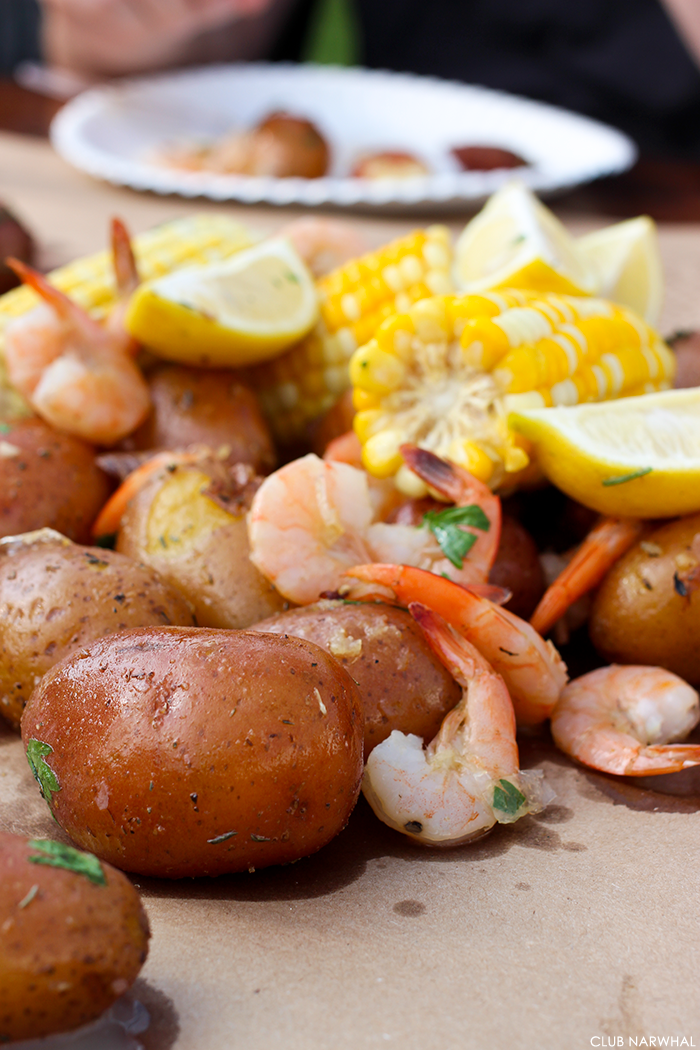 Low Country Boil | Club Narwhal