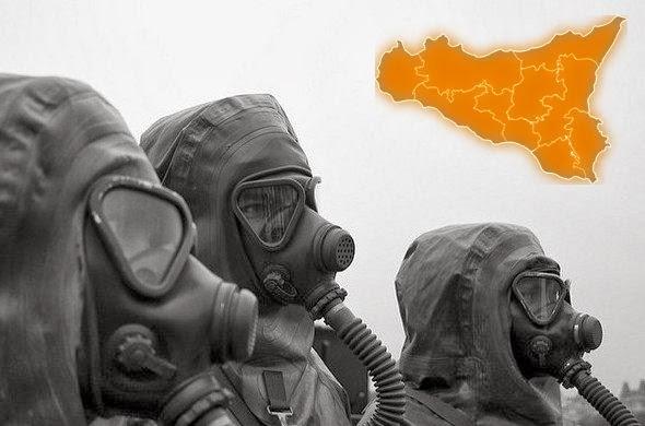 IN ARRIVO ARMI CHIMICHE SIRIANE IN SICILIA