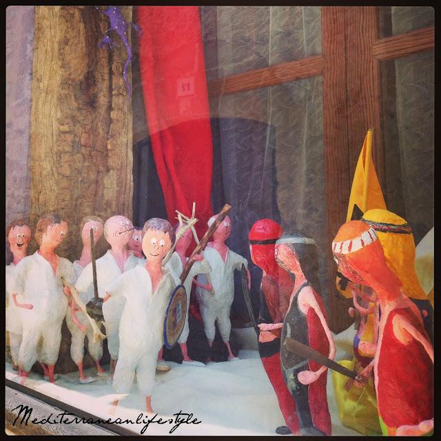 Moros y cristianos: la fiesta de Pollença