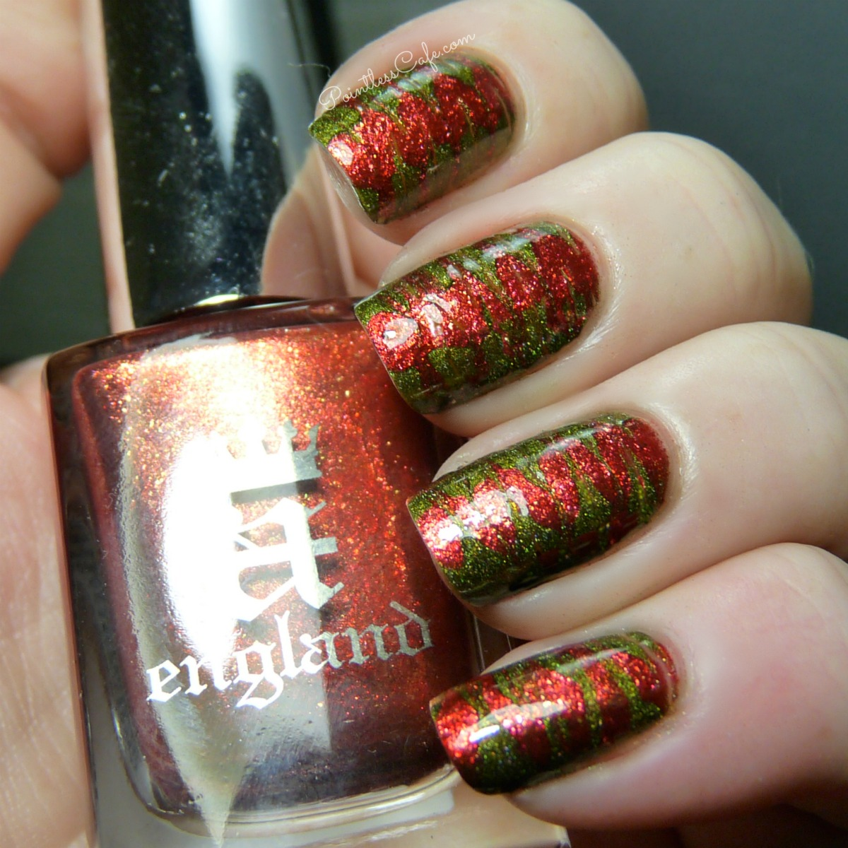 A England Elizabeth And Mary Collection Swatches Review And Nail