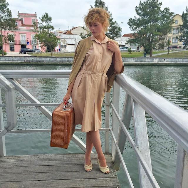 vintage, roupa, moda, acessórios
