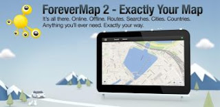 Download ForeverMap 2 – Offline Maps v2.0.3 Android Application