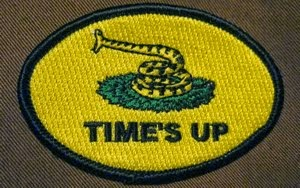 Patches from a III Patriot