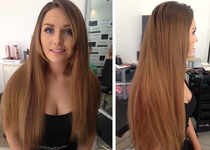 How to style our Clip-In Hair Extensions... - Lauren's Way Official ...