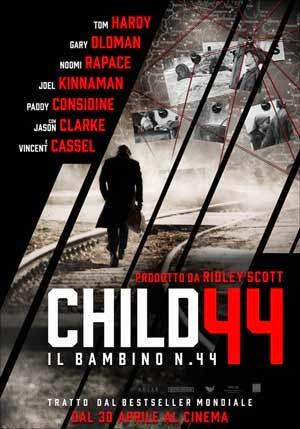 locandina Child 44
