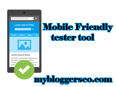 Ferramenta para Verificar se o blog é  mobile friendly ou não