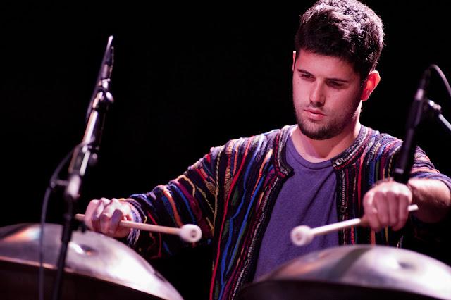 Nick Mulvey - Club de Música San Juan Evangelista (Madrid) - 26/2/2010