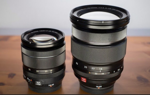 Fujifilm Fujinon XF 16-55mm f/2. 8 Ur LM WR assessment