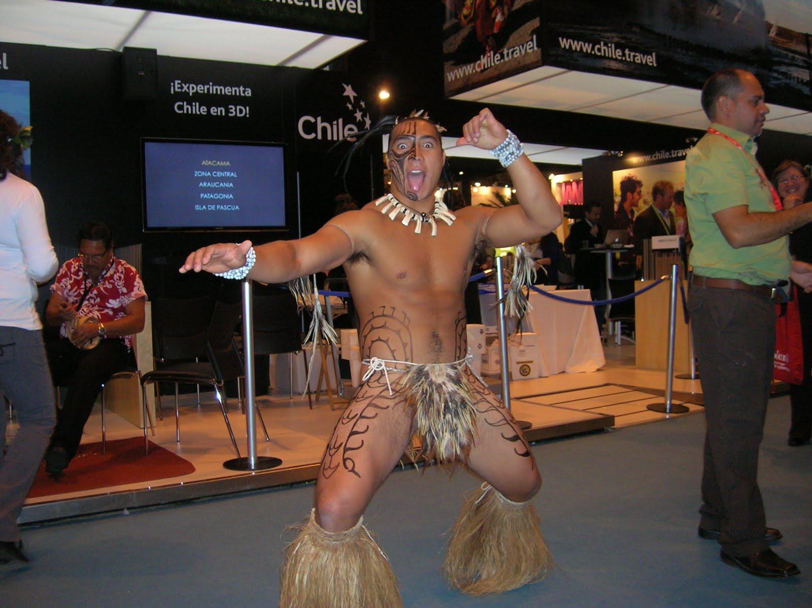 Fitur, Papa Nui, Isla de Pascua, Chile, vuelta al mundo, round the world, La vuelta al mundo de Asun y Ricardo