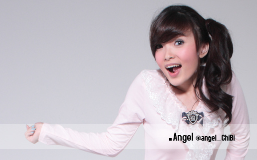 Foto angel cherry Belle