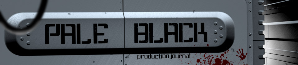 Pale Black Production Blog