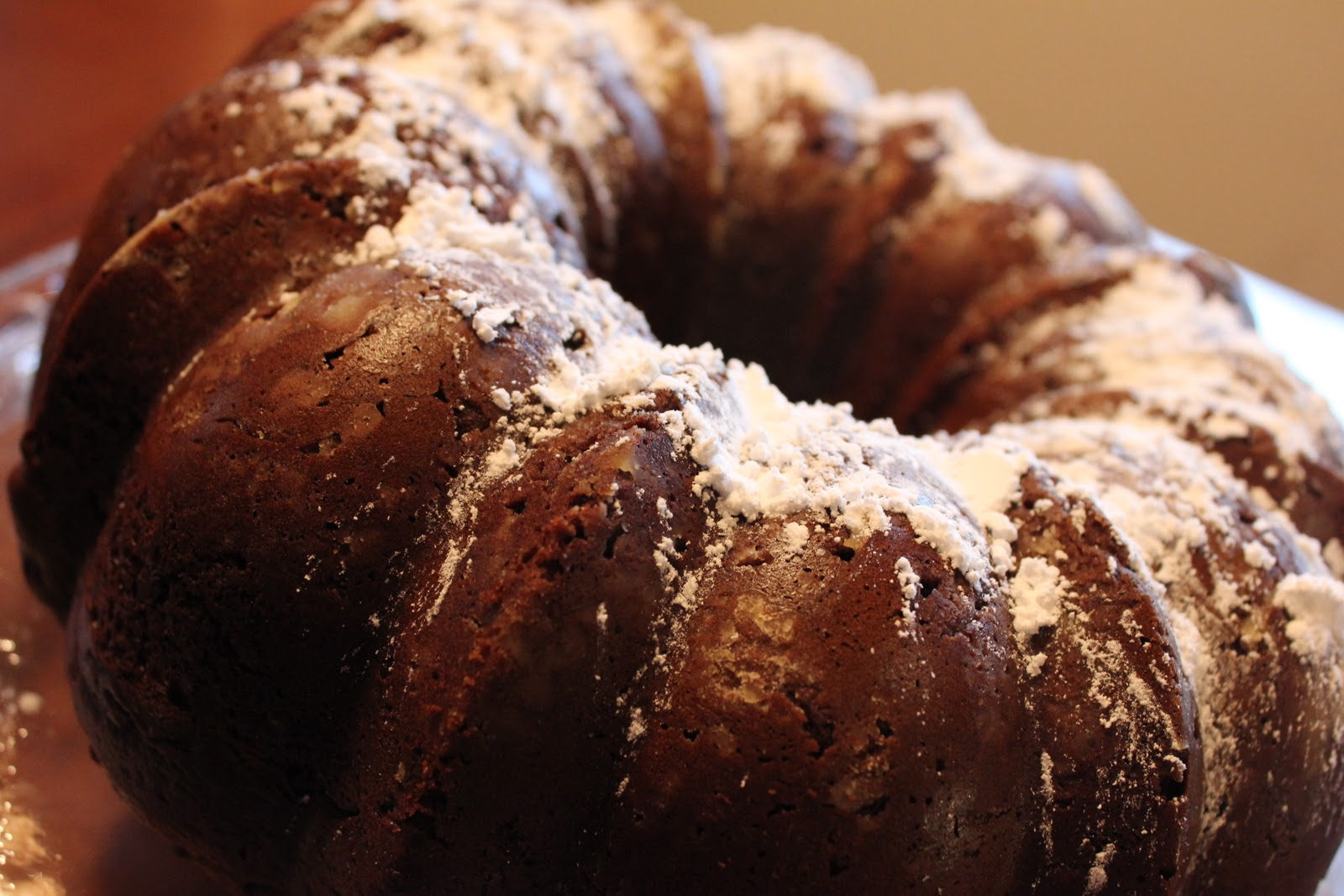 Darn Good Chocolate Bundt Cake