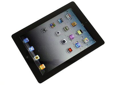 Layar iPad 2