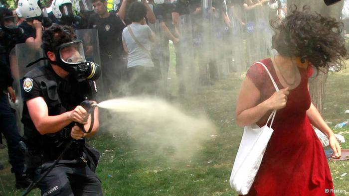 Üç Bölümlük Gezi Parkı Belgeseli
