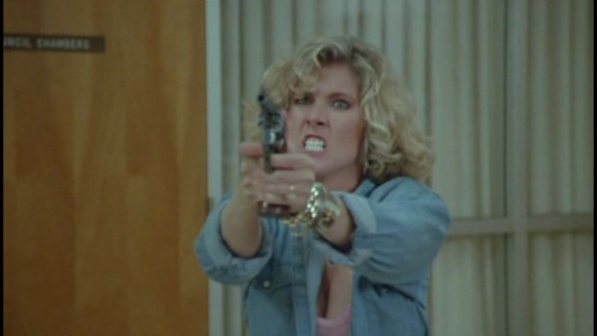Friday The 13th Today Kimberly Beck In Nightmare At Noon 1988