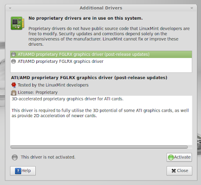 things to do after installing Linux Mint 13