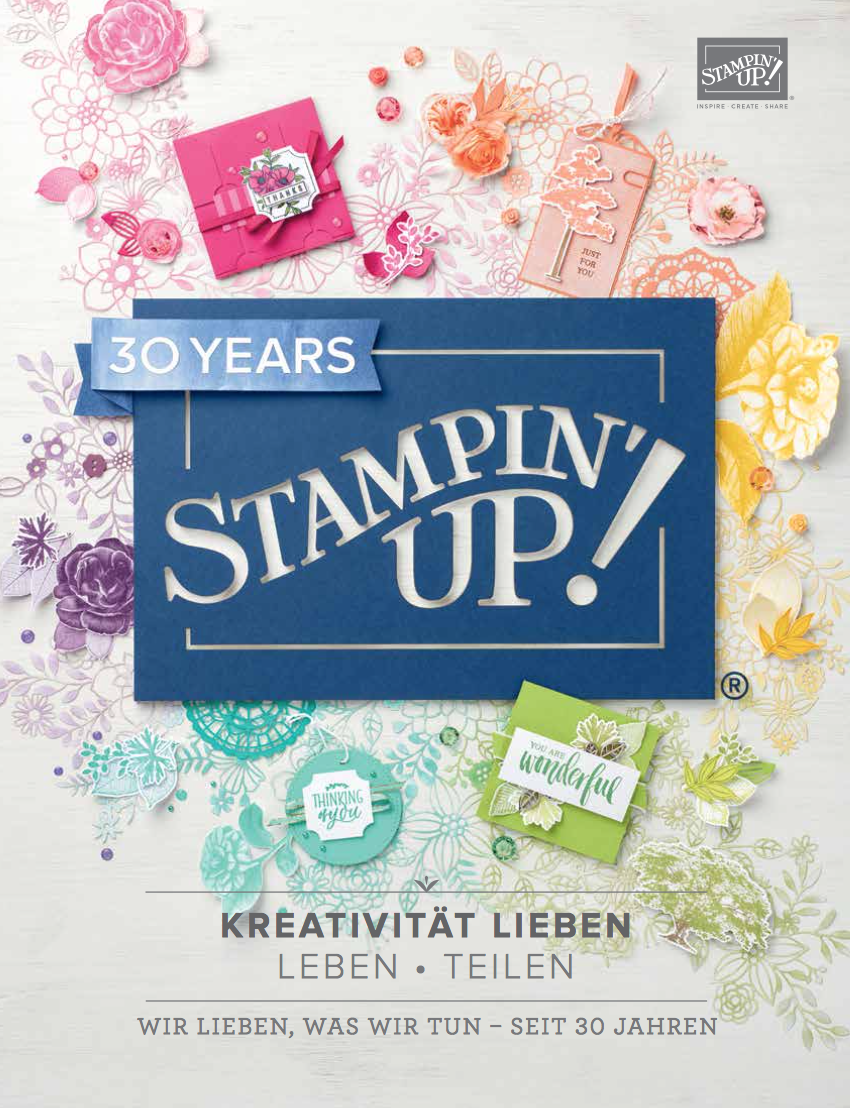 STAMPIN' UP! ® Katalogbestellung: