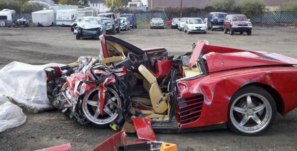 Toyota Supra Crashed For Sale >> Crash of The Week - 18th February 2013