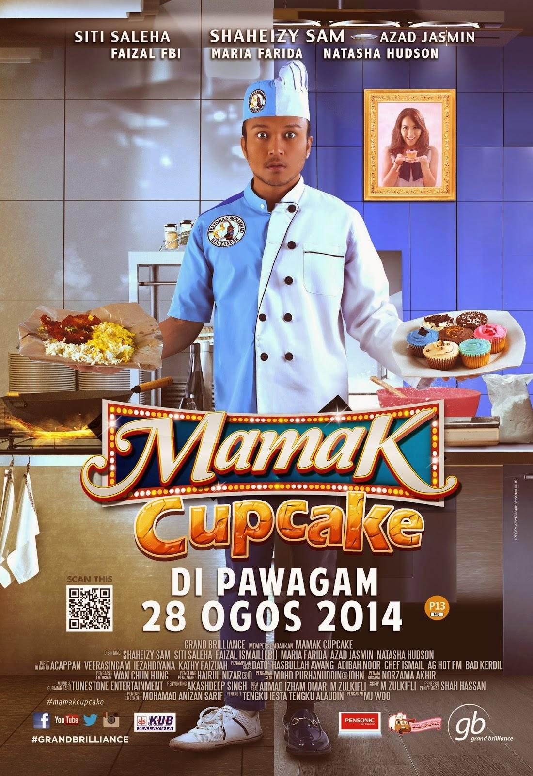 28 OGOS 2014 - MAMAK CUPCAKE