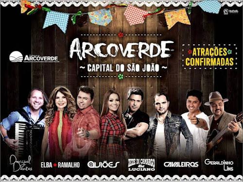 São João de Arcoverde 2016 ~ Arcoverde-PE