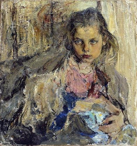 Nicolai fechin ~ impressionist painter