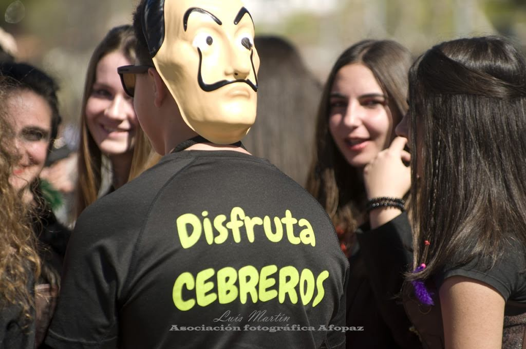 Cebreros 2019