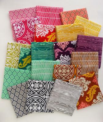 True Colors Fabric by Joel Dewberry