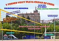 V TORNEO VOLEY-PLAYA