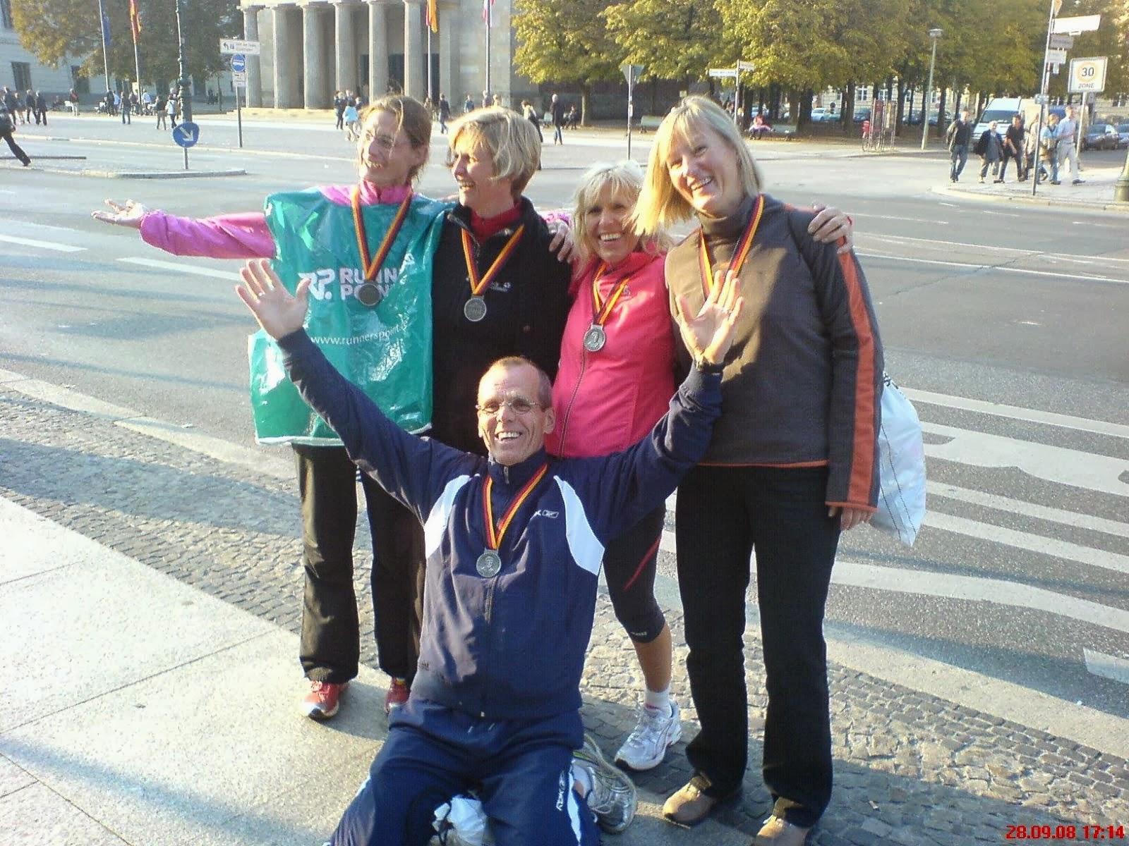 2008 Marathon Berlin