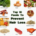 10 Super Foods That Help In Hair Loss