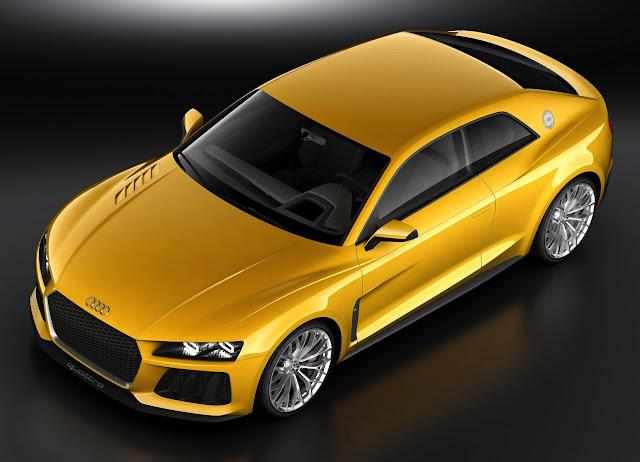 2013 Audi quattro