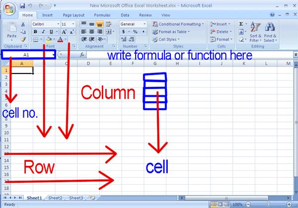 Free Tutorial On Microsoft Excel Xp 2007 2010 2013 Get