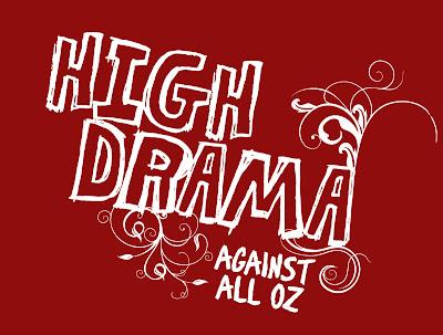 high drama logo dialog naskah drama 4 orang
