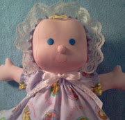 Another baby doll. Today I finished another of the Baby SqueezeMe dolls.